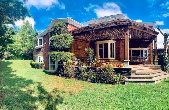 Casa Terravista, entrada Olmeca