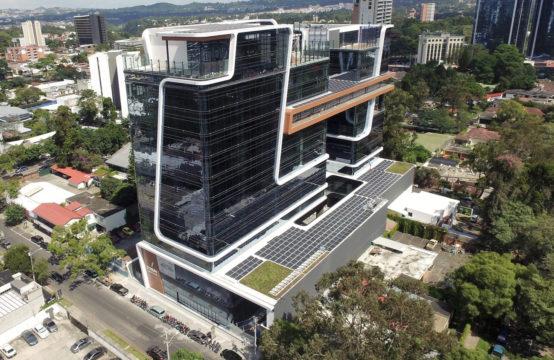 Oficinas Edificio Forum zona 10