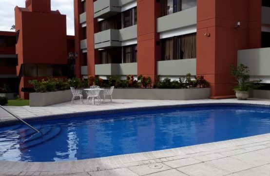 Apartamento zona 10 Condominio Villa Real